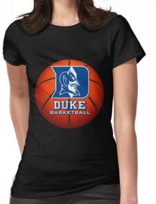 Duke Ball Womens Fitted T-Shirt