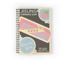 strawberry jisung! Spiral Notebook