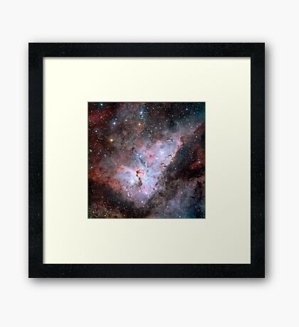 Even More Galaxy! Framed Print
