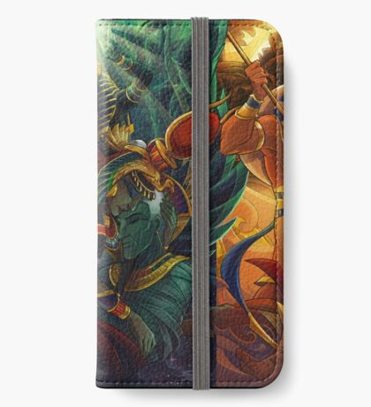 The Cycle of Rebirth iPhone Wallet/Case/Skin
