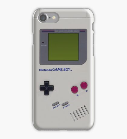 Nintendo Gameboy Pocket Classic Phone Case iPhone Case/Skin
