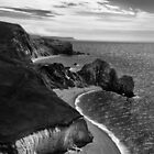 Along the Jurassic Coast by Ben Marshall