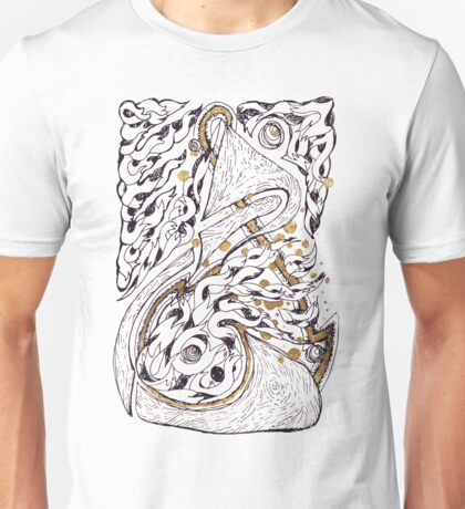 Sunburst (Inktober 2016 - Day 1) Unisex T-Shirt