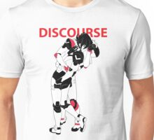 Red Discourse Unisex T-Shirt