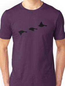 Duck Flight Unisex T-Shirt