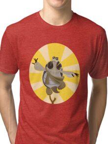 Master Oogway - Kung Fu Panda Tri-blend T-Shirt