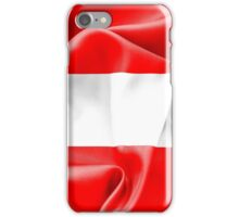 Austria Flag iPhone Case/Skin