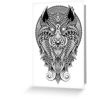 Wild Spirit Greeting Card