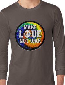Not War Long Sleeve T-Shirt