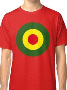 Rasta Mod Target Classic T-Shirt
