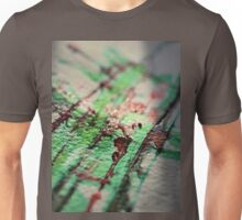Abstracto verde Unisex T-Shirt