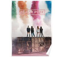 STAY BLACKPINK Poster