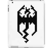 Pixel Skyrim Logo iPad Case/Skin