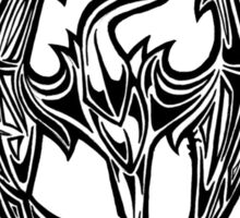 Skyrim Logo Dovah Dragon Sticker