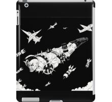 Punk Bomb Earth Destroyed! iPad Case/Skin