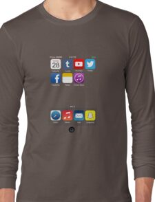 The All New iPhone Long Sleeve T-Shirt