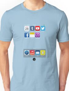 The All New iPhone Unisex T-Shirt