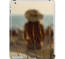 Wonderful Girl Sunbathing iPad Case/Skin