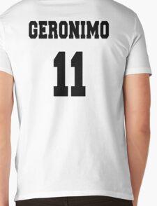 Geronimo - The 11th Doctor Mens V-Neck T-Shirt