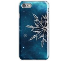 Snow crystal iPhone Case/Skin