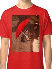 Meerkat, The Great Escape. Classic T-Shirt