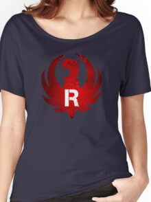 Ruger Vintage Grunge Women's Relaxed Fit T-Shirt