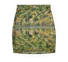 The Reflection Pool Mini Skirt