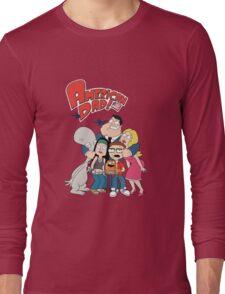 American Dad T-Shirt Long Sleeve T-Shirt