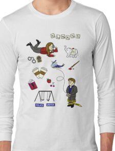 Caskett Starter Set Long Sleeve T-Shirt