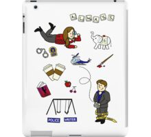 Caskett Starter Set iPad Case/Skin