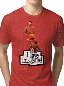 Scottie Pippen Tri-blend T-Shirt
