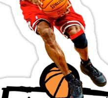 Scottie Pippen Sticker