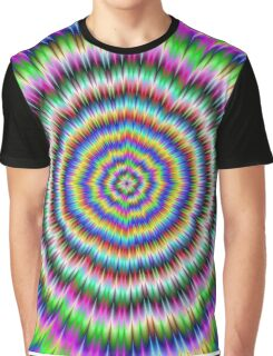 eye boggling psychedelic Graphic T-Shirt