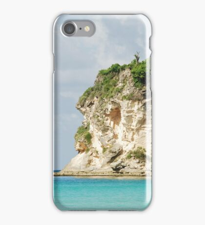Macao beach iPhone Case/Skin