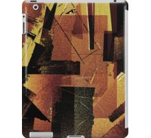 Cardboard Time Machines are Inherently Unstable iPad Case/Skin