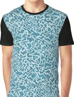 Automaton Cell Division Graphic T-Shirt