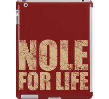 Nole for Life iPad Case/Skin