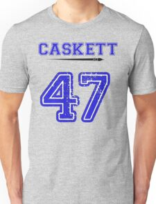 Caskett 47 Jersey Unisex T-Shirt