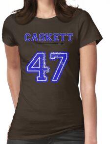 Caskett 47 Jersey Womens Fitted T-Shirt