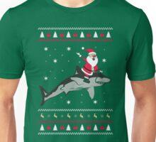 Shark Ugly Christmas Sweatshirt Unisex T-Shirt