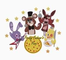 Freddy Fazbear's Pizza Kids Clothes