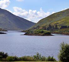 Kylemore Loch by Terence Davis
