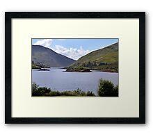 Kylemore Loch Framed Print
