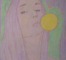 Twilight Kiss Green illumination by JimHenderson73