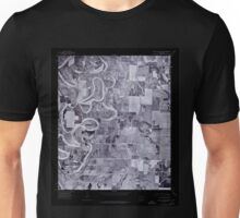 USGS TOPO Map Arkansas AR Lake Village NW 258893 1975 24000 Inverted Unisex T-Shirt