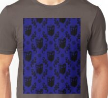 Tardis Flock Pattern Unisex T-Shirt