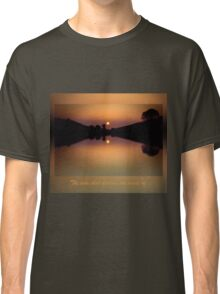 The lake that dreams are made of.. Classic T-Shirt