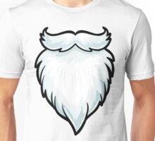 Santa Beard Unisex T-Shirt