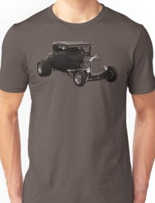 Hot Rod Ford 2-Color Unisex T-Shirt
