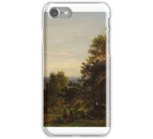 Chestnut Trees at Bolton, Lake George, New York by Samuel Lancaster Gerry iPhone Case/Skin